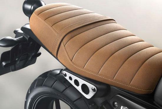 Yamaha XSR 155 jok