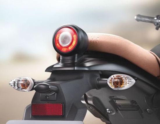 Yamaha XSR 155 rear view