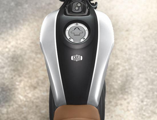 Yamaha XSR 155 tangki