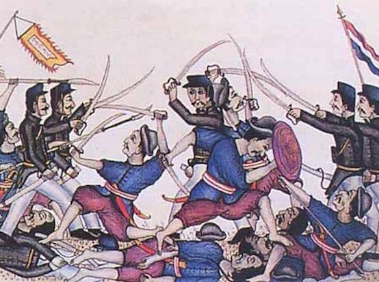 Perang Jawa vs belanda