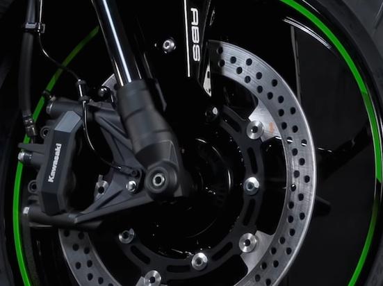 Brake Caliper ZXC25R