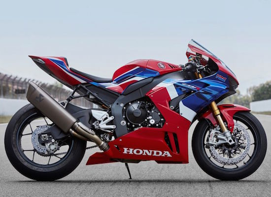 Honda CBR1000RR-R SP side view