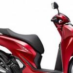 2020 Honda SH125i dengan engine eSP+,… sudah 4 valve dan sederet features canggih lainnya …!!!