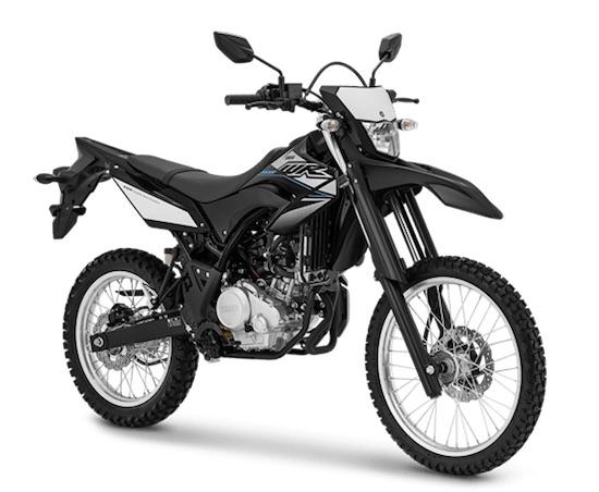 Yamaha WR155 black
