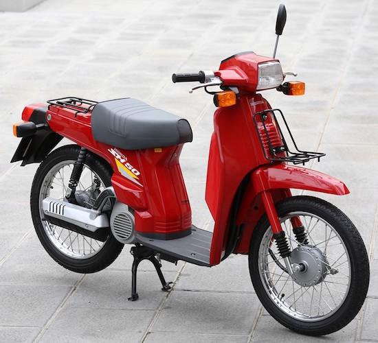 Honda SH50