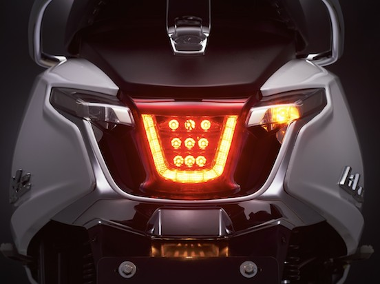 Kymco Like rear lamp