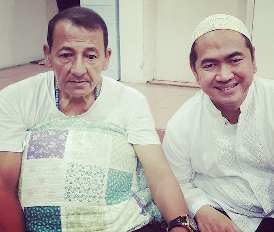 Mas Tri with Habib Luthfi bin Yahya