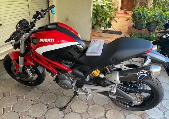 Ducati Monster 795 Corse