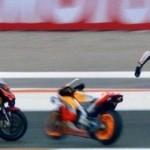 Ndlosooor nya Alex Marquez pada Q1 Valencia,… bukti sulitnya motor Honda ditaklukkaaan …???