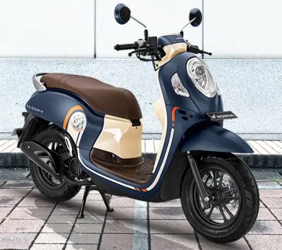 Honda Scoopy New 1
