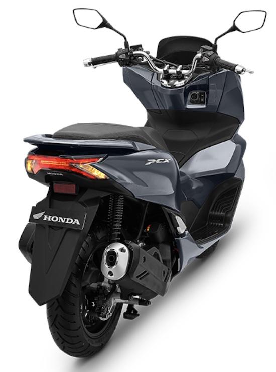 Honda PCX 160 rear view