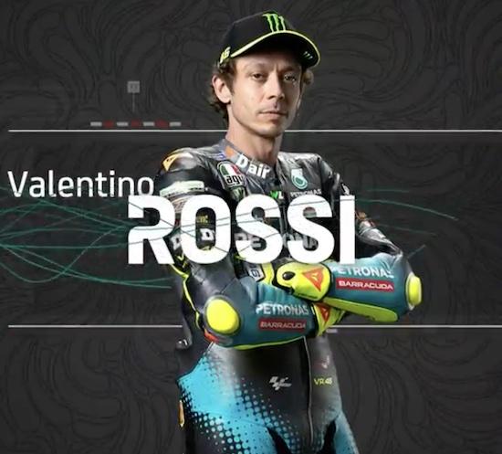 Rossi petronas