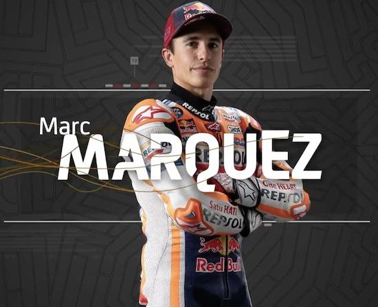 Marc Marquez icon
