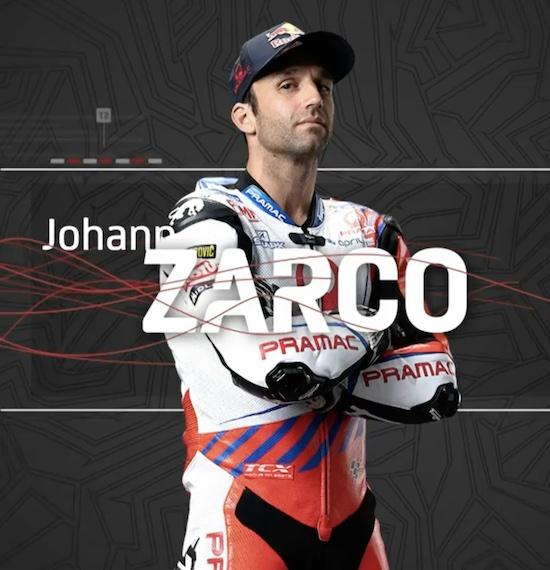 Zarco Ducati 2021