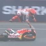 Race-5 MotoGP LeMans France 2021,… Marc Marquez ndlosooor 2 kali, terlalu sembrono pada saat race …??? (5)