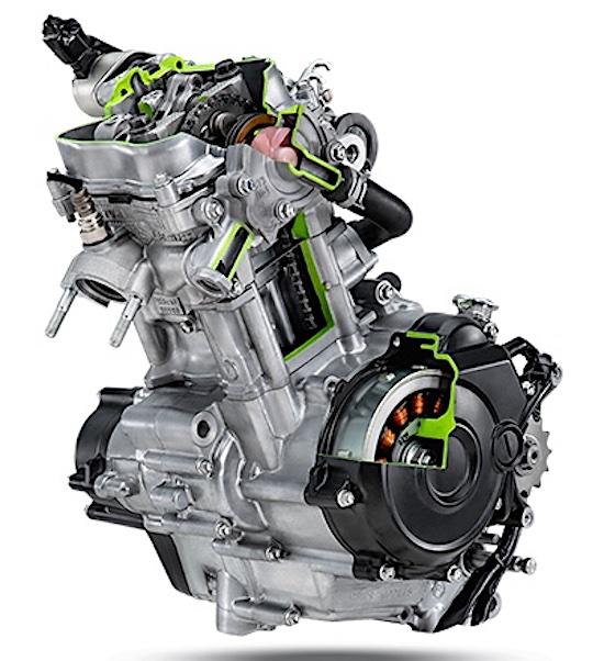Engine Yamaha MX King Vietnam