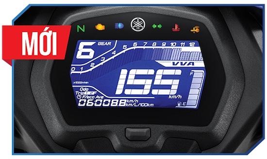 Panel Indicator Yamaha MX King