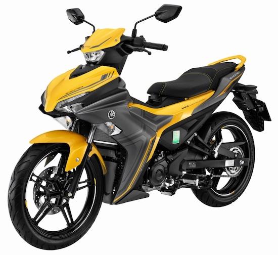 Yamaha King MX Vietnam front