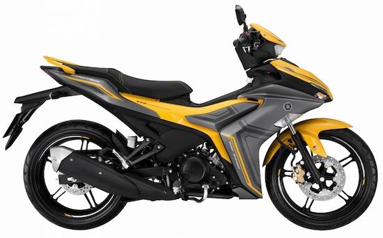 Yamaha MX King side views