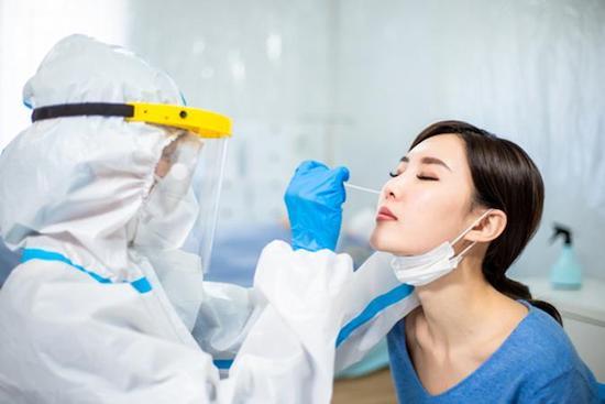 swab antigen image