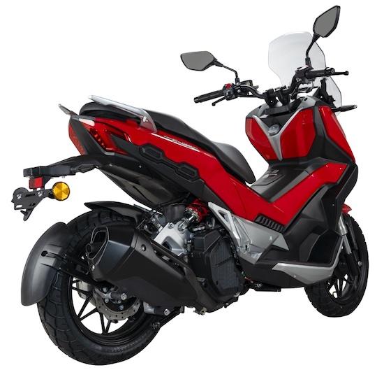 Wmoto Xtreme Red
