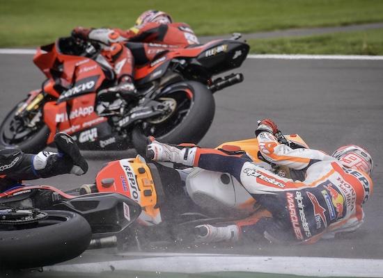 Marquez ndlosoor Silverstone