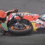MotoGP Silverstone Race akibat pethakilan 🏍,… Marc Marquez akhirnya harus ndlosooor …???