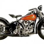 1936 Harley-Davidson Knucklehead