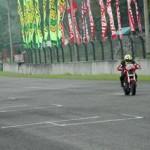 Kejurnas Motorsportz,… Sudah mulai on the track …!!!