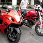 Sunday City Riding,… Ride bareng Hayabusa …!!!