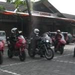 Touring with DDOCI,… Jalan pulang lewat jalur selatan …!!!
