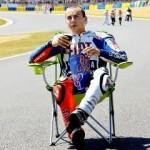 Menurut Melandri,… Gaya Lorenzo di Le Mans … ngeledeeek Rossi …!!!