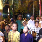 Bikerz Jakarta,… membelah malam… menyantuni anak yatim dan kaum Dhuafa…!!!