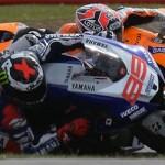 Jorge Lorenzo tercepat pada 2nd session MotoGP Test …!!!