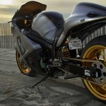 Suzuki Hayabusa style Roland Sands,… memang bedaaa …!!!