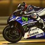 Jorge Lorenzo berusaha melupakan kegagalan di Losail,… andalkan new seamless dan chassis …!!!