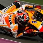 MotoGP Race Losail,… duel antara Marquez vs Rossi berlangsung sengit … Marquez keluar sebagai Juara …!!!