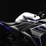 Yamaha R25 gunakan downdraft intake manifold,… yaaagh wajar powernya besaaar …!!!