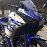 Test Ride Yamaha R25 ala Anak Jalanan,… konsumsi BBM dalam kota Jakarta sebesar 25.7 km/liter …!!!