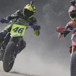 Urusan race MotoGP Misano nggak kelar,… Rossi vs Marquez kembali race di Tavullia …!!!