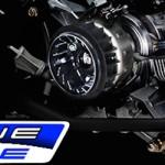 Naaagh gitu pabrikan Yamaha meresponse,… keluarkan juga spy shot Yamaha Soul GT 125 Blue Core …!!!
