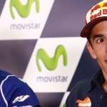 Rossi putus hubungan bisnis dengan Marquez,… VR46 tidak produksi lagi MM93 …!!!