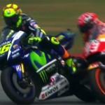 Race-3 MotoGP Portimao Portugal 2021,… Apakah Rossi bakalan maen gila terhadap Marc Marquez …??? (2)