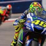Rossi akhirnya pake winglet,… masuk ke front row… race bakalan lebih seruuu …???