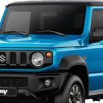 New Suzuki Jimny menarik perhatian konsumen pada IIMS 2019,… sayang belum ada kejelasan banderol harga …???
