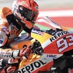 Kondisi lengan kanan Marquez agak memburuk di Austria,… recovery akan lebih lama …???